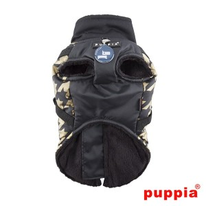Kurtka  DOGSTOOTH black