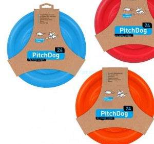 PitchDog flying disk  Dysk Frisbee dla psa