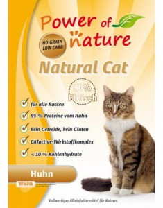 Power of Nature - Natural Cat Fee's Favorite - kurczak - 7,5 kg