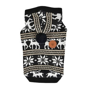 Sweterek Prancer black